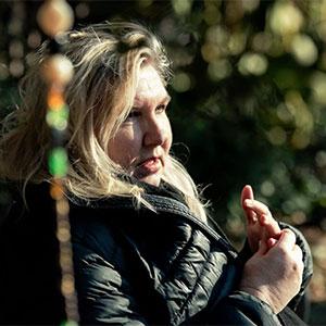 Jana Franke - Literatur auf der Parkbank