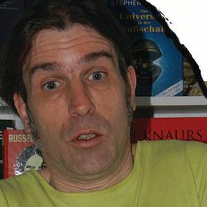Rüdiger von Freyberg - Literatur auf der Parkbank